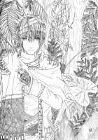 GES: Among Nature Lineart by Syndicth