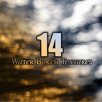 14 Water Bokeh Textures by AtomicBrownie
