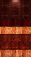 Wood Textures Set-3 by GrDezign