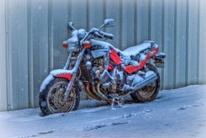 Snow Mobile by ocdfx