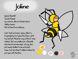 Joline Reference Sheet by DragonwolfRooke