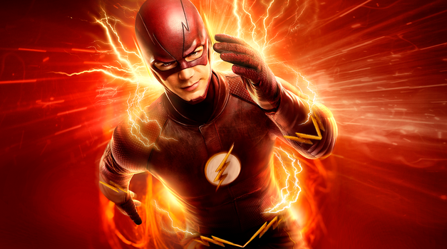 The Flash CW Edit (Made suit more comic accurate) by VexylGraphics