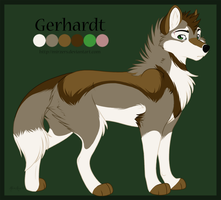 Gerhardt Reference Sheet by mirzers
