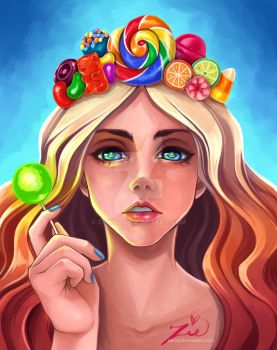 Candy Crush by zienta