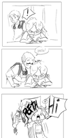 what never do when i'm drawing by belatime