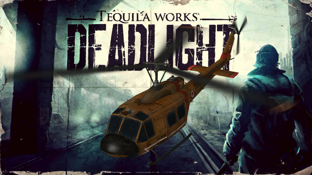 DEADLIGHT - HELICOPTER by Oo-FiL-oO