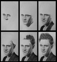 Tom Hiddleston *IN PROGRESS* by MidnightRoseGarden