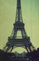 retro paris by preved-preved