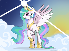Celestia by MyMineAwesome