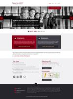 Thomas Mansfield New Site Design by adamVilla