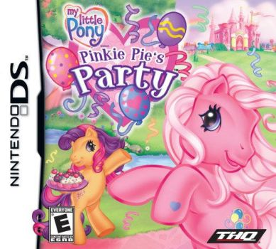 MLP FIM Mobile game N G3 Pinkie Pie Party Review by StrandedGeek