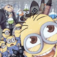 Despicable Home Video by iPhysik