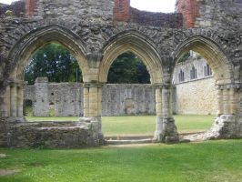 Netley Abbey 37 by LadyxBoleyn