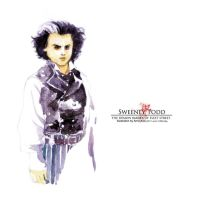 Sweeney Todd by amoykid