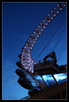 London Eye V by jMii