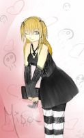 Misa Misa sketch by calabogie2007