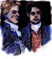 Louis and Lestat by Drimr