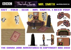SJA - Mr. Smith by mikedaws