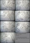 Draw 100 Hands Challenge Part 1: 1-31 by fleance