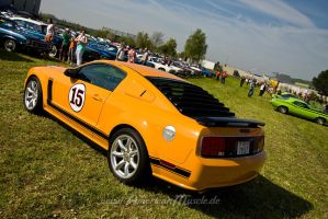 Parnelli - Mustang by AmericanMuscle