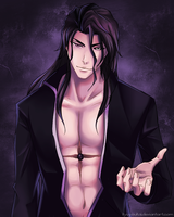 The return of Aizen by kyuyoukai