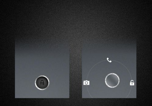 Steel ICS Widgetlocker Theme by chrisbanks2