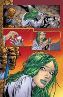 Ultimate Fantastic Four 52 p22 by BlondTheColorist
