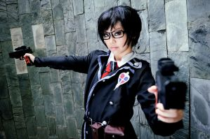 Yukio - Cock It and Bring It by AkaiRizumu