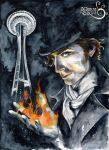 The Chronicles of Jonathan Strange: Seattle by bcduncan