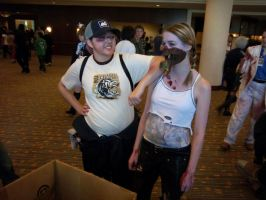 AFest '10: Ellis and Spitter 2 by TEi-Has-Pants
