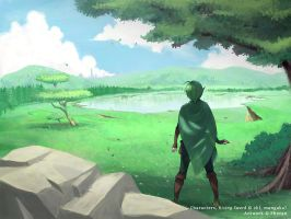 Journey to the Life Kingdom by Pharan