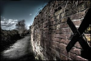 The Wall by Art-ography