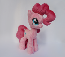 Pinkie Pie Plush by Wild-Hearts