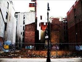 NYC Ghetto by homrqt