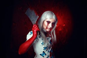 Alice Madness by Lady-I-Hellsing