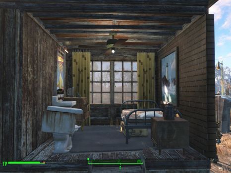 Fallout 4: Interior redesign Take 2 by WarMocK