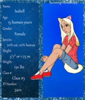 Isabell App by American-Anime