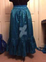 Dress for a friend: the finished skirt. by StudentManiac