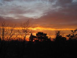 Sunset by oruth