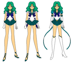 Sailor Neptune by PPsantos1989