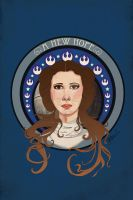 Princess Leia by aprilmdesigns
