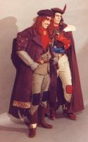 Grimjack Costume - 1990 by StephenBergstrom