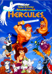 Chakmon!'s And Gaomon's Adventures Of Hercules by PrincessPuccadomiNyo