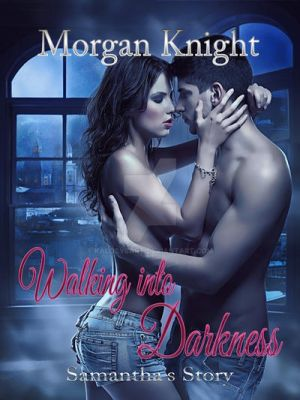 Walking into Darkness Bookcover by KalosysArt