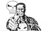 Punisher 1 by BROKENHILL
