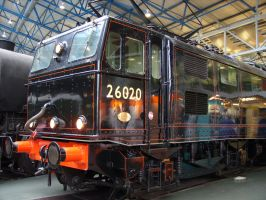 NRM: From Woodhead To York by CJSutcliffe