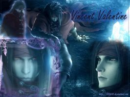 Vincent Valentine by Lilith90