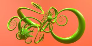 Wings3D Incendia Ex 3D Geometrica by nic022