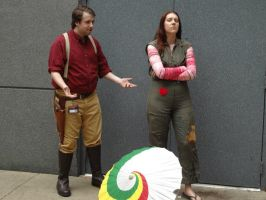 ACEN 2013 - Mal and Kaylee by DooMGuy117