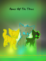The Power Of The Three by rosetheeevee12